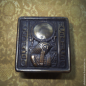 Косметика ручной работы. Ярмарка Мастеров - ручная работа Мыло. Египетский бог Гор. Handmade.