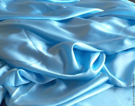 Шитье ручной работы. Ярмарка Мастеров - ручная работа. Купить D&G оригинал шелковый сатин , Италия. Handmade. Итальянские ткани