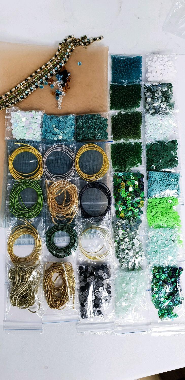 Набор для вышивки, Аксессуары для вышивки, Иркутск,  Фото №1
