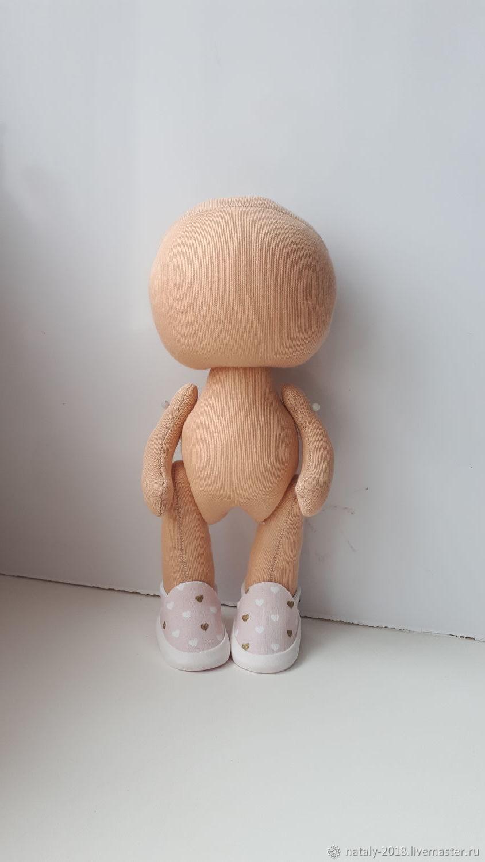 Кукла текстильная. Выкройка, Тыквоголовка, Карпинск,  Фото №1