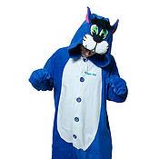 Субкультуры handmade. Livemaster - original item Costume kigurumi cat Tom FUNKY TOM CAT KIGU. Handmade.