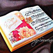 """Косметика ручной работы. Ярмарка Мастеров - ручная работа Мыло """"С Днем Учителя!"""" в подарочной упаковке. Handmade."""