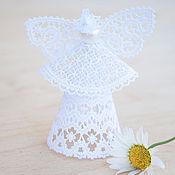 Для дома и интерьера handmade. Livemaster - original item Christmas Angel 2.. Handmade.