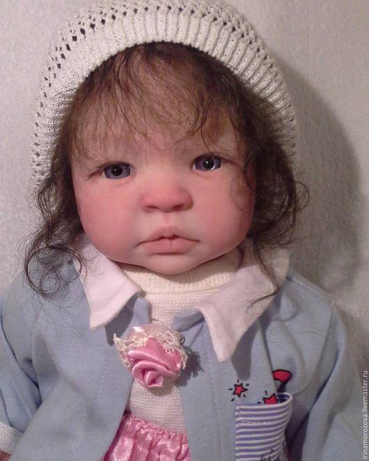 Реборн, кукла реборн, кукла реборн девочка, ,реборн на заказ,реборн недорого,коллекционная кукла, кукла ручной работы, малышка Шаян, очень милая девочка :)