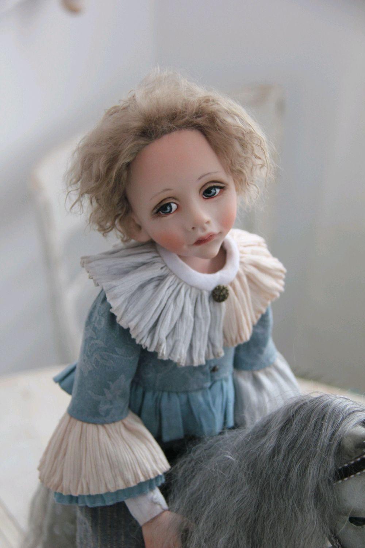 """""""Маленький Принц"""", Будуарная кукла, Томск,  Фото №1"""