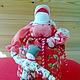 Мамушка, Мамка, тканевая народная кукла, оберег для женщины, оберег для семьи, оберег для дома, оберег, необычный подарок, народная русская кукла, обережная кукла, восьмое марта
