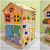 Куклы и игрушки handmade. Livemaster - original item Developing Light USEDOM 6v1