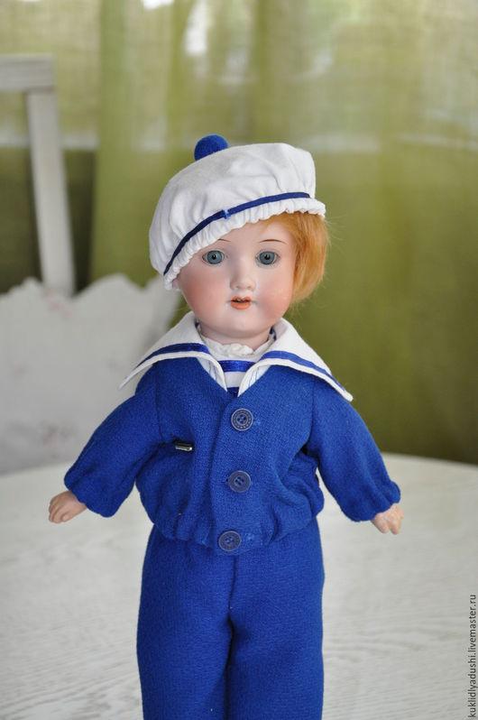 Антикварная кукла Молд 390 Арманд Марсель