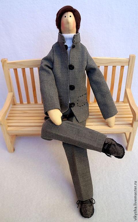 Куклы Тильды ручной работы. Ярмарка Мастеров - ручная работа. Купить Интерьерная кукла тильда. Handmade. Тильда, кукла текстильная