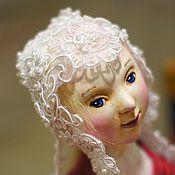 """Куклы и игрушки ручной работы. Ярмарка Мастеров - ручная работа Кукла """"Маша и мыши"""". Handmade."""