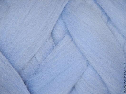 Валяние ручной работы. Ярмарка Мастеров - ручная работа. Купить Шерсть для валяния меринос 18 микрон цвет Манарола (Manarola). Handmade.
