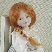 Куклы и игрушки ручной работы. Ярмарка Мастеров - ручная работа Авторская кукла Сашенька (la-la-kukla). Handmade.