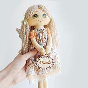 Куклы и игрушки ручной работы. Ярмарка Мастеров - ручная работа Летний Ангел. Handmade.