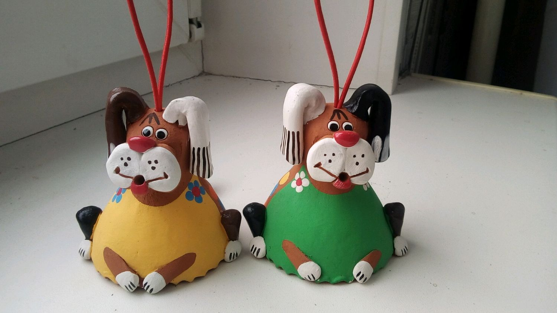Собака колокольчик, Колокольчики, Владимир,  Фото №1