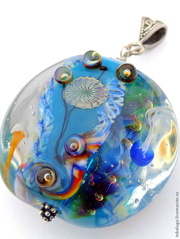 The pendant is Just you and the ocean, Pendants, St. Petersburg,  Фото №1