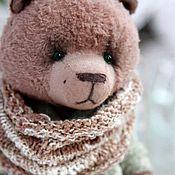 Куклы и игрушки ручной работы. Ярмарка Мастеров - ручная работа Мишка Тедди Елисей. Handmade.