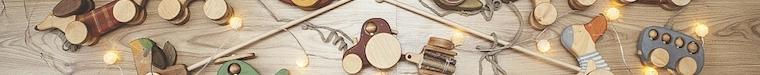 Деревянные игрушки (ketsele)
