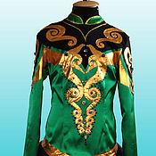 Костюмы ручной работы. Ярмарка Мастеров - ручная работа Ирландский стилизованный костюм. Handmade.