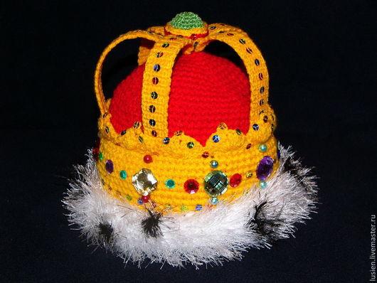 Карнавальные костюмы ручной работы. Ярмарка Мастеров - ручная работа. Купить Царь! Очень приятно, Царь!!!. Handmade. Разноцветный, король