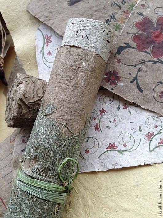 """Подарки для влюбленных ручной работы. Ярмарка Мастеров - ручная работа. Купить Футляр для писем """"Постскриптум позже..."""" бумага ручной работы. Handmade."""