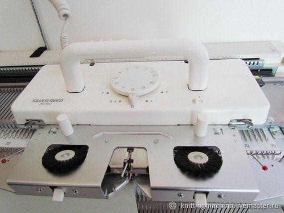 Вязальная машина Silver Reed SK 860, Инструменты для вязания, Москва,  Фото №1