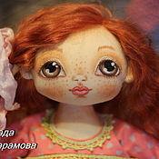 Куклы и игрушки ручной работы. Ярмарка Мастеров - ручная работа Игровая кукла Василиса.. Handmade.