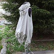 Одежда handmade. Livemaster - original item 188.2 Sundress linen. Handmade.
