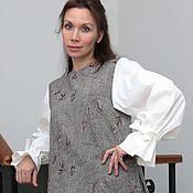 Одежда ручной работы. Ярмарка Мастеров - ручная работа Женский костюм. Handmade.