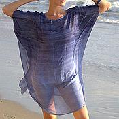 Одежда ручной работы. Ярмарка Мастеров - ручная работа туника-блуза Аромат бриза. Handmade.