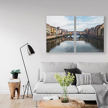 Картины и панно ручной работы. Ярмарка Мастеров - ручная работа Картина на холсте Венеция. Handmade.