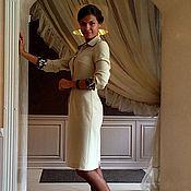 """Одежда ручной работы. Ярмарка Мастеров - ручная работа Платье-рубашка из шерсти""""Дженифер"""". Handmade."""