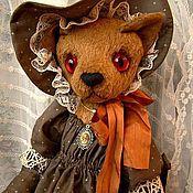 """Куклы и игрушки ручной работы. Ярмарка Мастеров - ручная работа Кошка """"Мадам Беж"""". Handmade."""