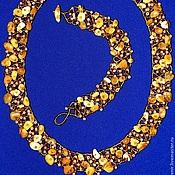 Jewelry Sets handmade. Livemaster - original item Set