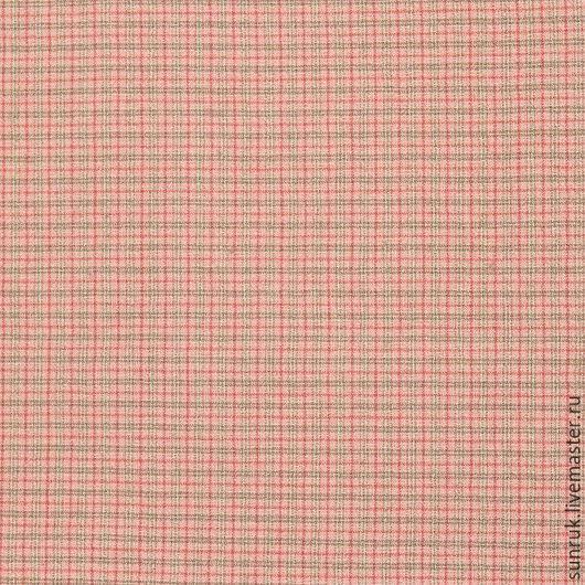 Шитье ручной работы. Ярмарка Мастеров - ручная работа. Купить Корейский фактурный хлопок. Handmade. Розовый, фактура, Фактурный