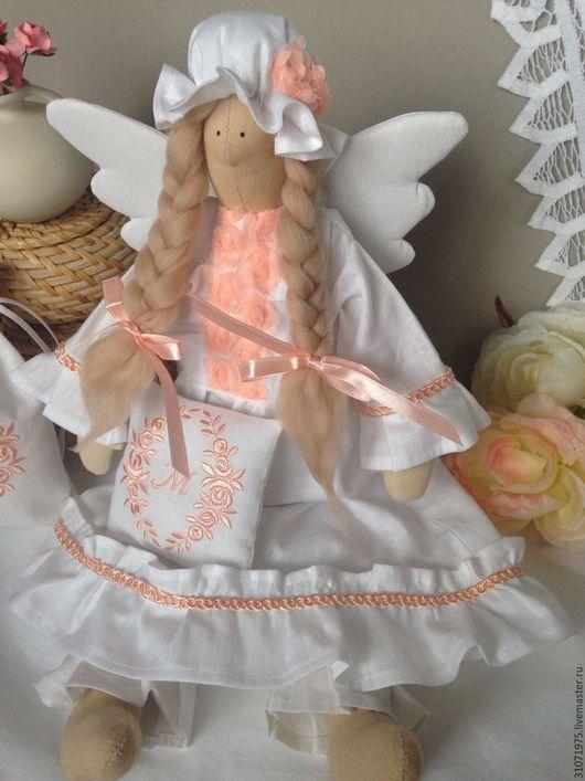 Куклы Тильды ручной работы. Ярмарка Мастеров - ручная работа. Купить Сплюшка. Handmade. Сплюшка, ангел тильда, тильда фея