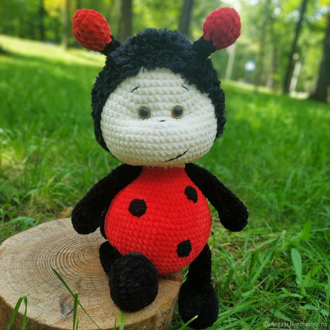 Божая коровка, Мягкие игрушки, Пенза,  Фото №1