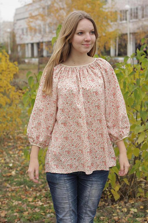 вашему вниманию блузка фасон крестьянка фото привыкли думать