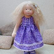 Куклы и игрушки ручной работы. Ярмарка Мастеров - ручная работа Виноградинка, 33 см. Handmade.