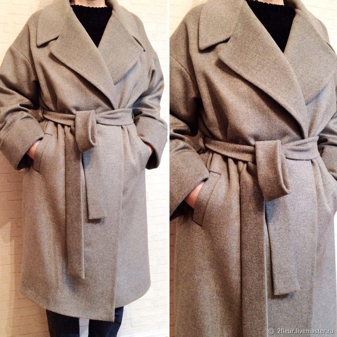 6bef0697bea Верхняя одежда ручной работы. Ярмарка Мастеров - ручная работа. Купить  Пальто-халат.