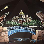 Петербург. Синий мост