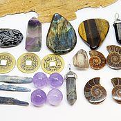 Фен-шуй и эзотерика handmade. Livemaster - original item Set of stones, crystals Deep study of levels. Handmade.