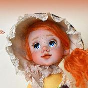 """Куклы и игрушки ручной работы. Ярмарка Мастеров - ручная работа Авторская кукла """"Непоседа Анет""""  (по мотивам). Handmade."""