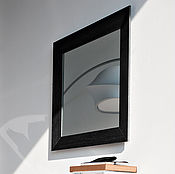 Для дома и интерьера ручной работы. Ярмарка Мастеров - ручная работа Зеркало венге. Handmade.