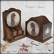 Канцелярские товары handmade. Livemaster - original item Stationery set