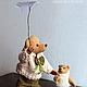 Teddys made by Svetlana Shelkovnikova Ярмарка мастеров-мишки тедди Светланы Шелковниковой Мишка тедди ручная работа.