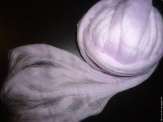 Валяние ручной работы. Ярмарка Мастеров - ручная работа. Купить Меринос австралийский 18 мкр, 50 гр. Handmade.
