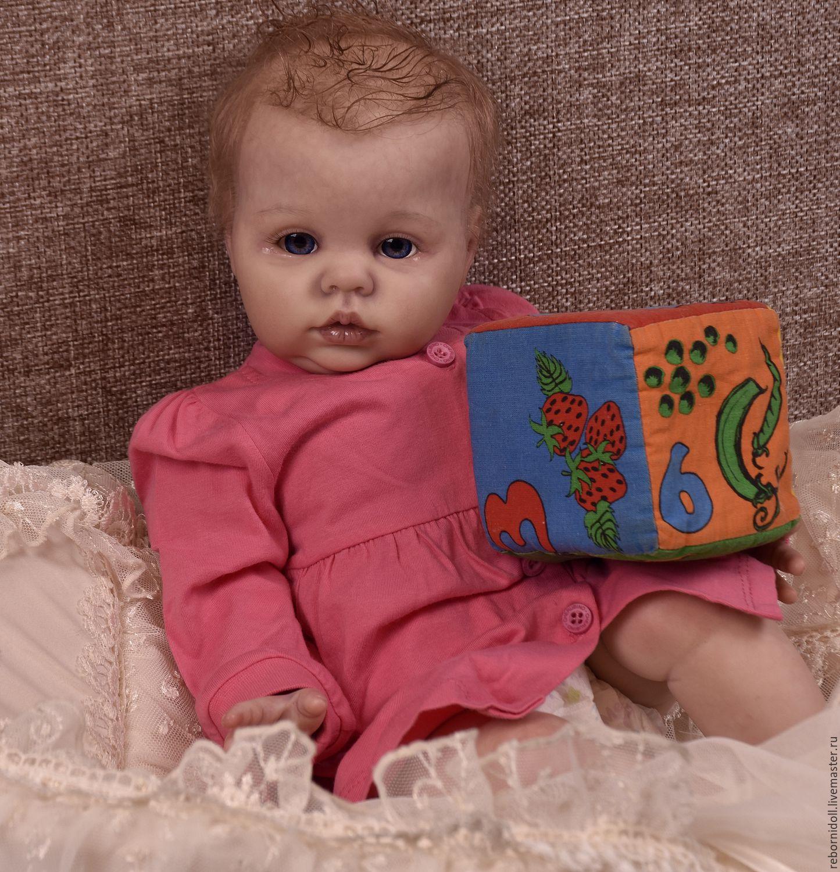 5690d360215c Baby Dolls   Reborn Toys handmade. Livemaster - handmade. Buy Doll reborn  Anelka.