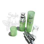 Материалы для творчества handmade. Livemaster - original item Bottle perfume atomizer 8ml. Handmade.