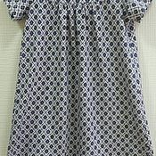 Пижамы ручной работы. Ярмарка Мастеров - ручная работа Пижамы: Ночная сорочка на девочку.. Handmade.