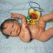 Куклы и игрушки ручной работы. Ярмарка Мастеров - ручная работа Кукла реборн Агата. Handmade.